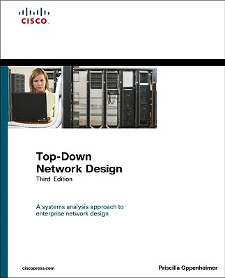 Top-Down Network Design By Oppenheimer, Priscilla